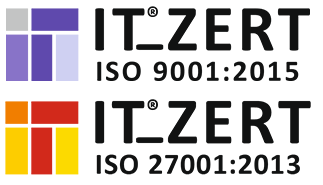 ISO 9001 und ISO 27001