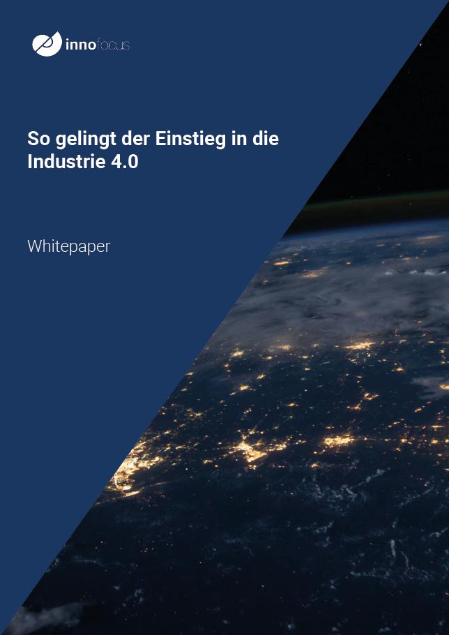 Deckblatt Einstieg in Industrie 4.0