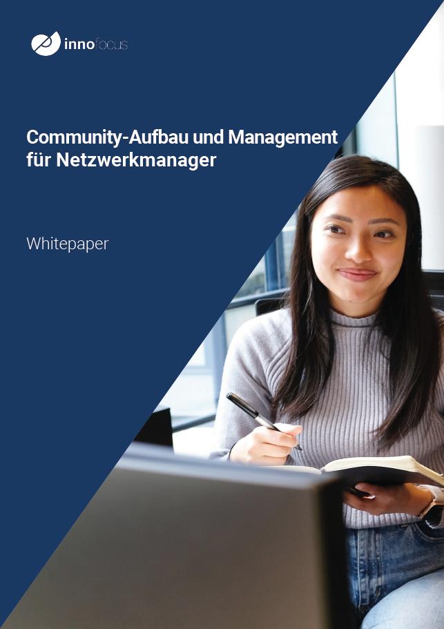 DEckblatt Communitymanagement